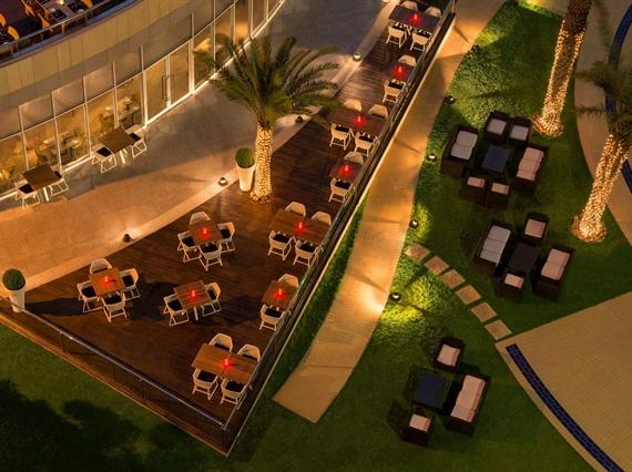 Cafe Palmier Shisha Lounge